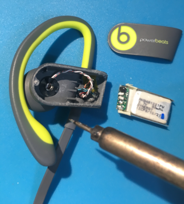 powerbeats 3 wireless: Diagnose